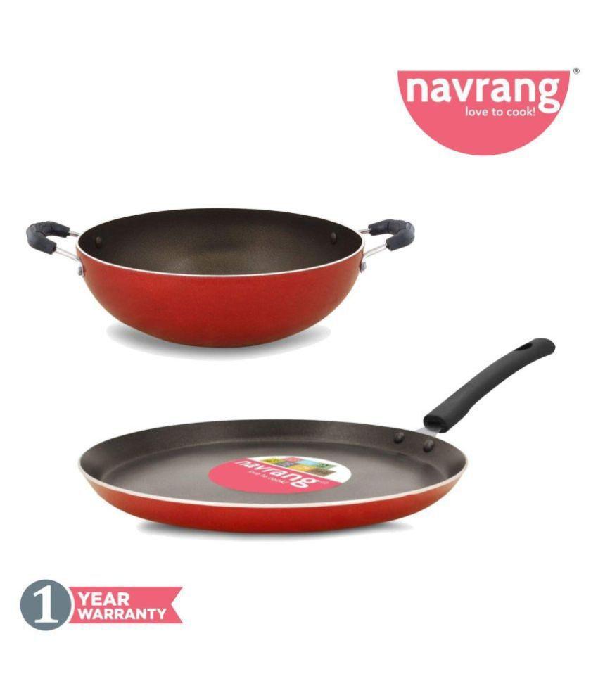 Navrang 2 Piece Cookware Set