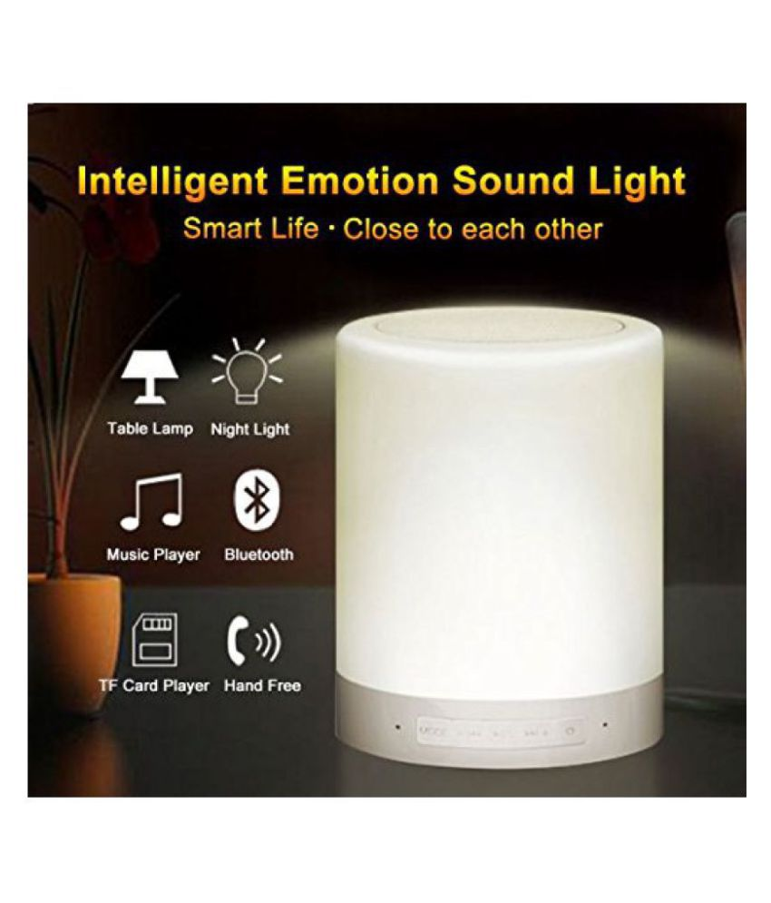 Mobirite Touch Mood Lamp Bluetooth Speaker
