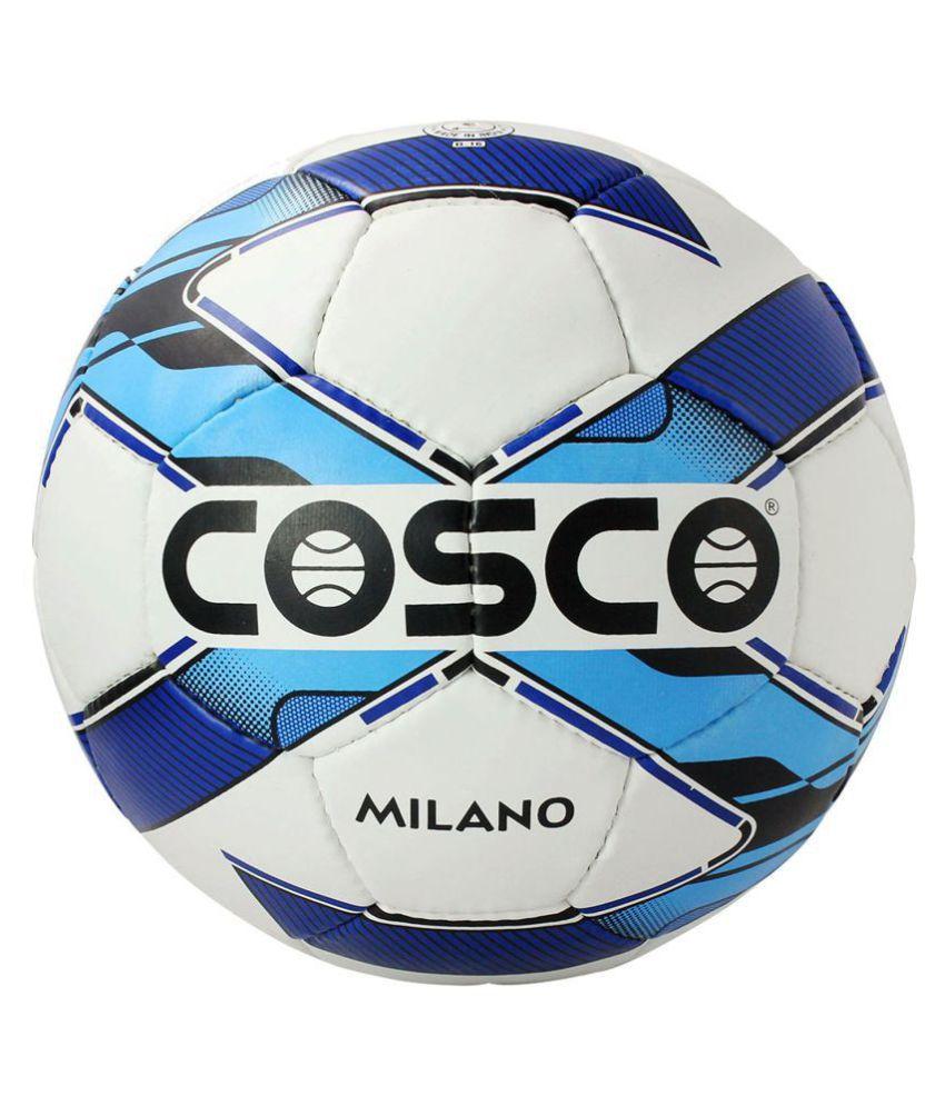 Cosco Milano Blue Football Size- 5