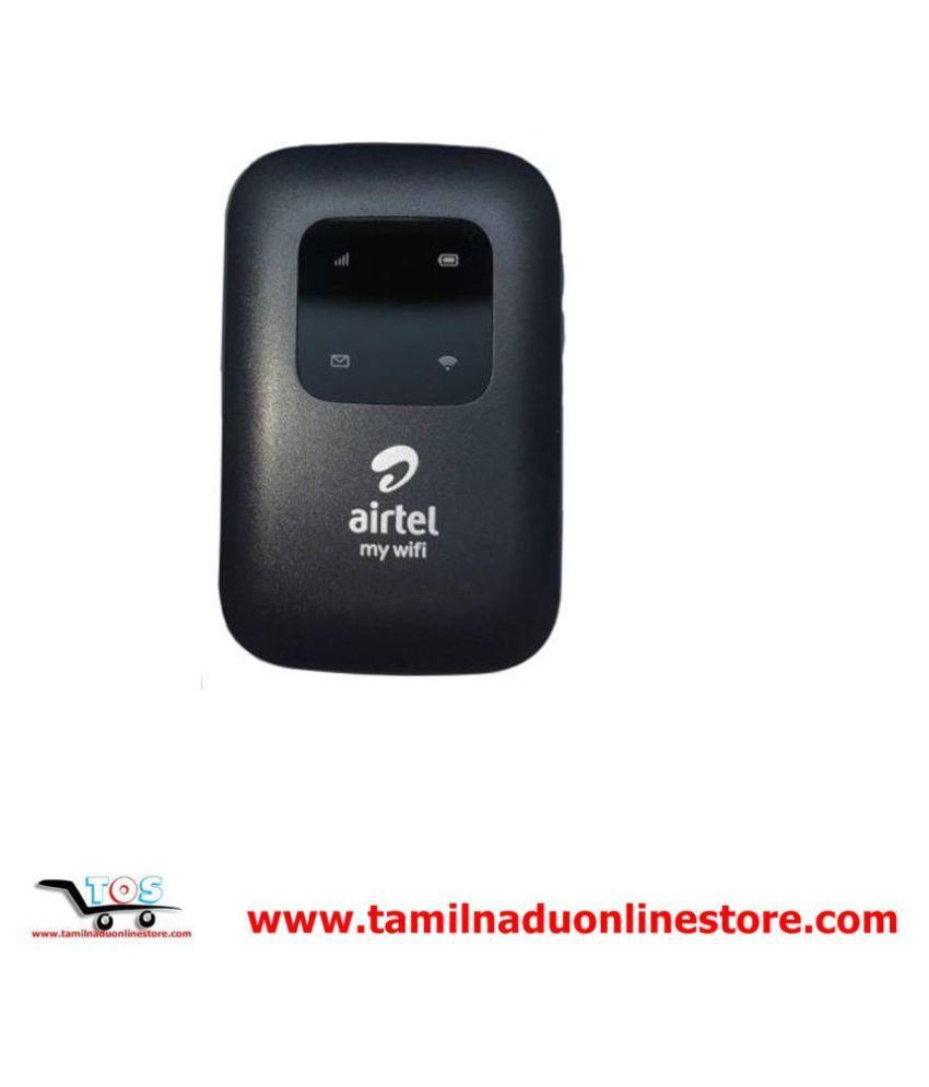 Airtel 4G Data Cards