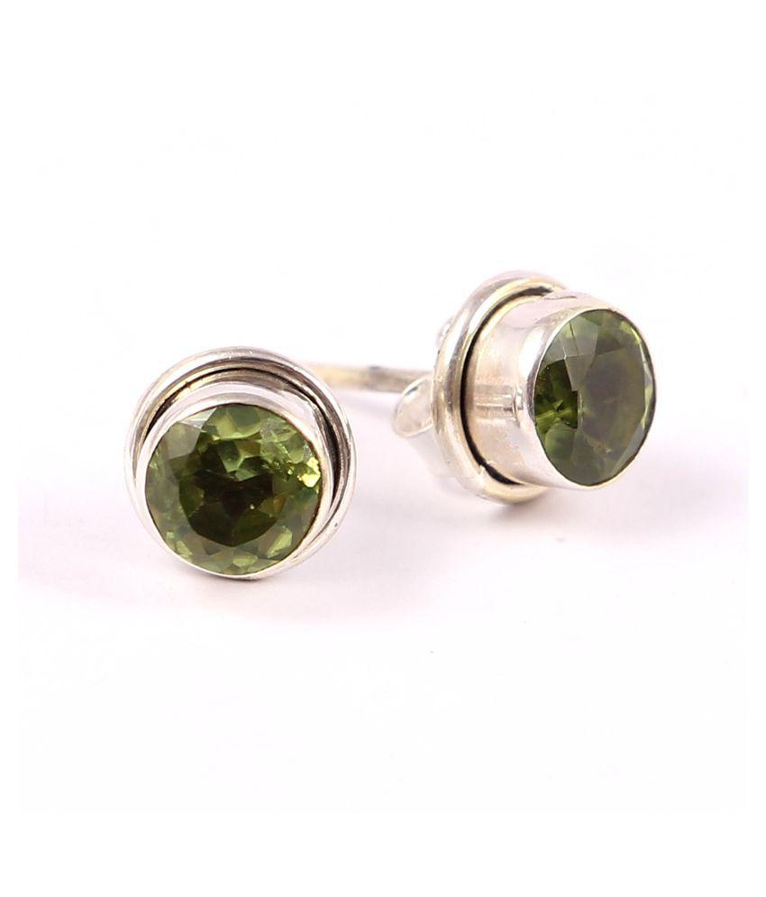 Lovivio 925 Silver Latest Design Earring  for Girls and Women