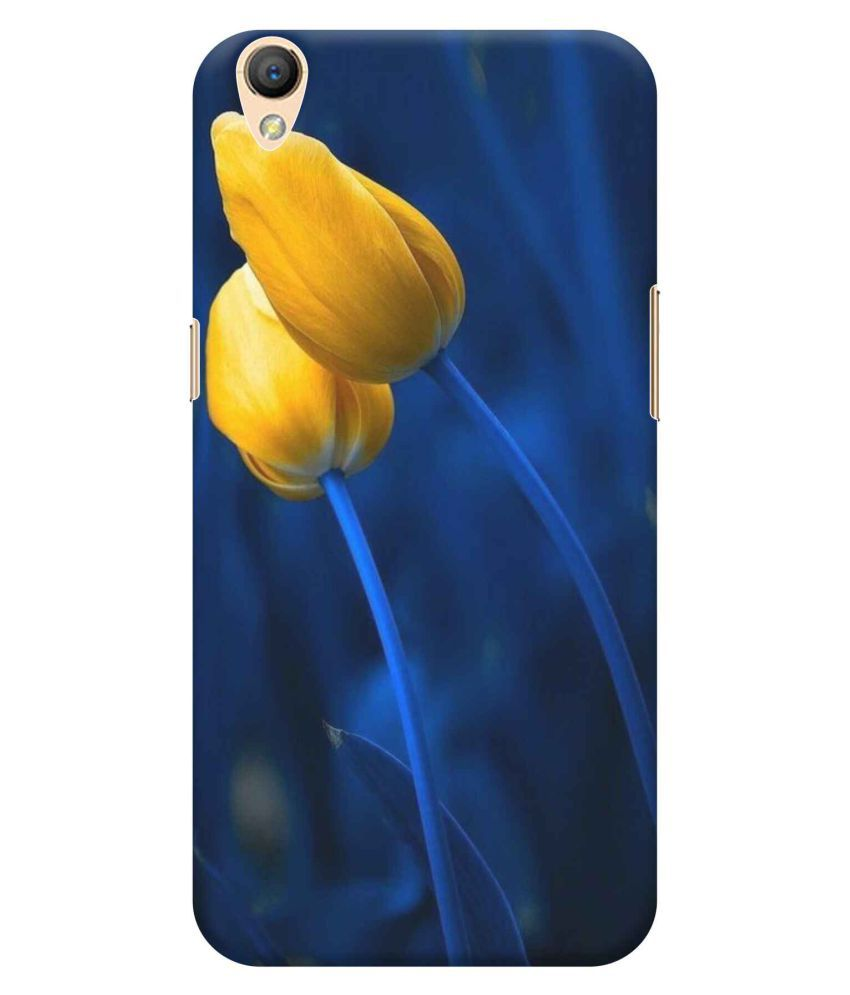 Oppo A37F Printed Cover By NICPIC 3D Printed