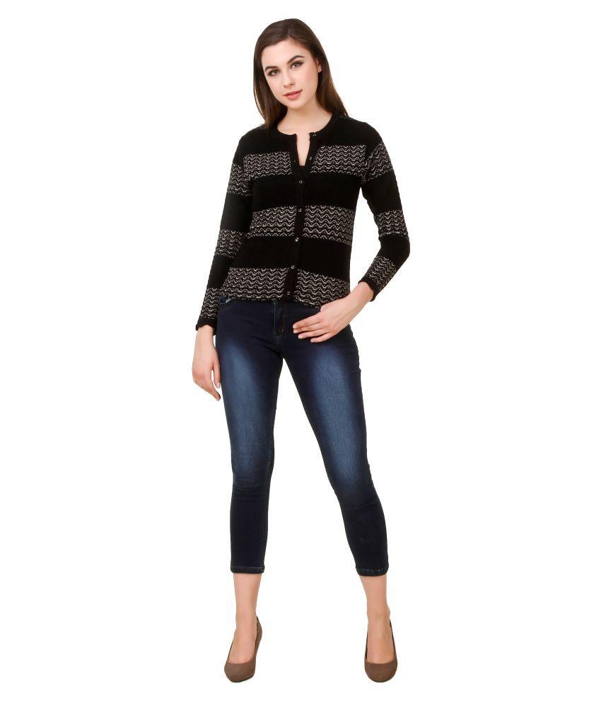 Cali Republic Denim Lycra Jeans - Green