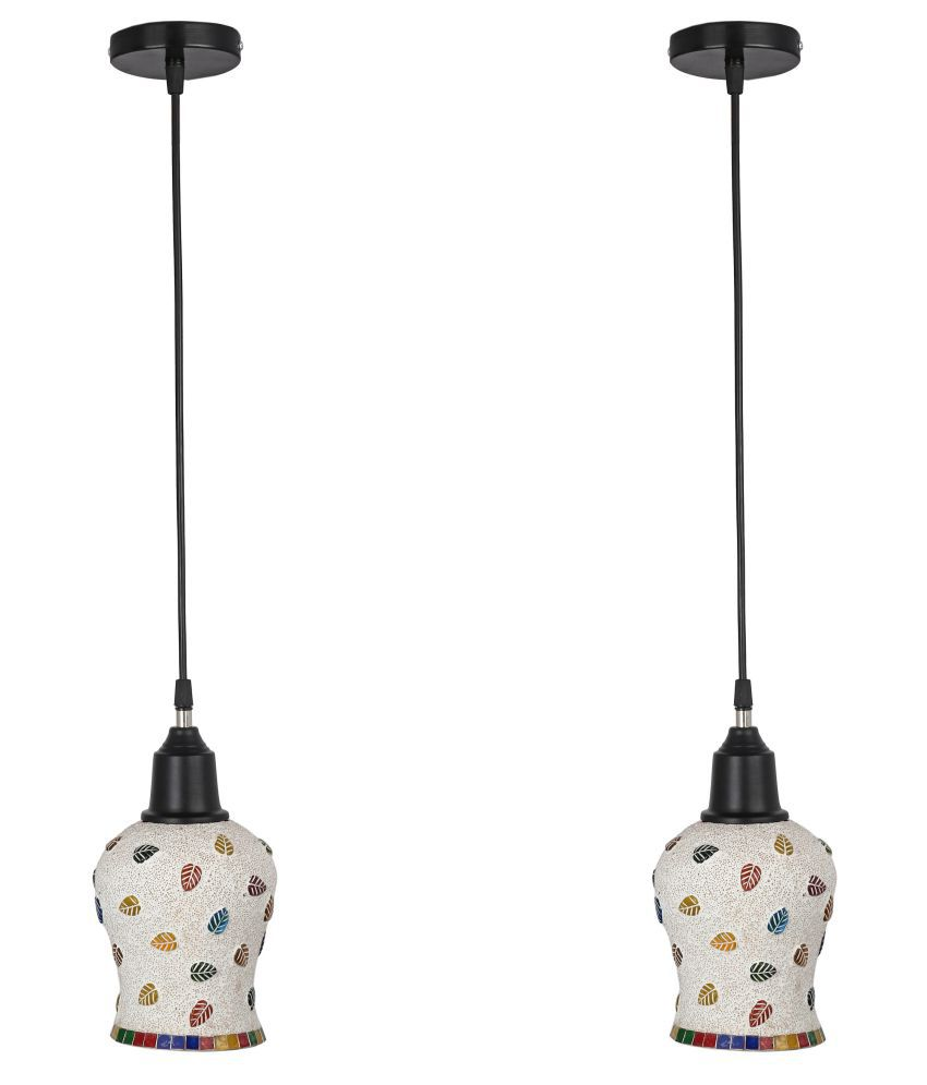 Somil 7W Round Ceiling Light 72 cms. - Pack of 2