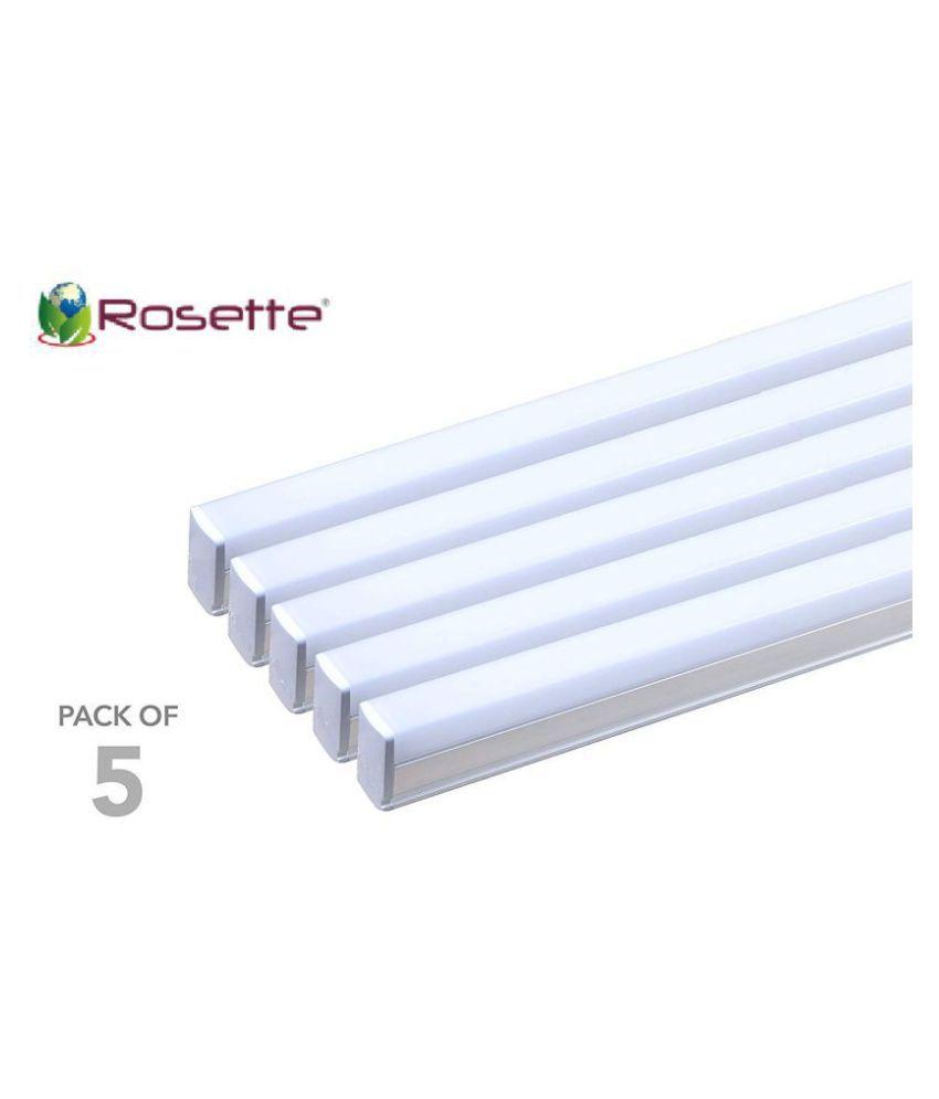 Rosette 20 White LED Strip Light 2 Meter - Pack of 5