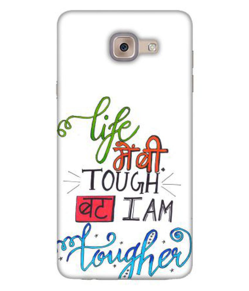 Samsung Galaxy On Max Printed Cover By Emble
