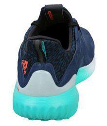 Adidas Alphabounce 2018 Alpha Bounce Running Shoes Blue