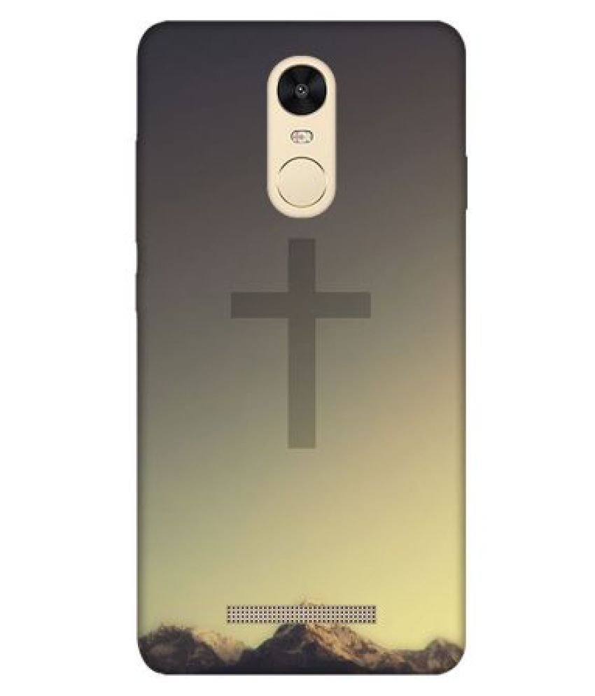 Xiaomi Redmi Note 3 Printed Cover By Emble