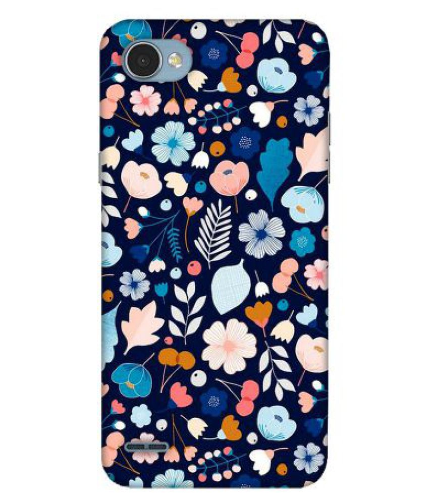 LG Q6 Printed Cover By Emble