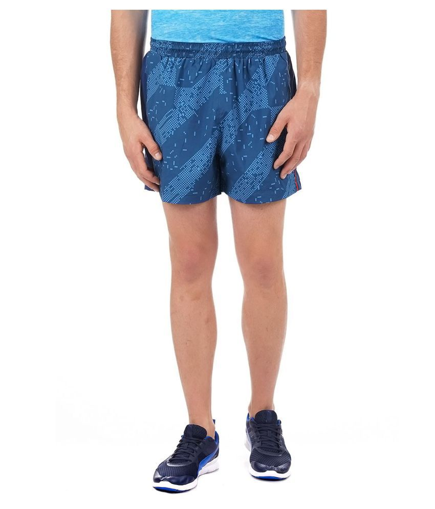On-Vers Blue Shorts