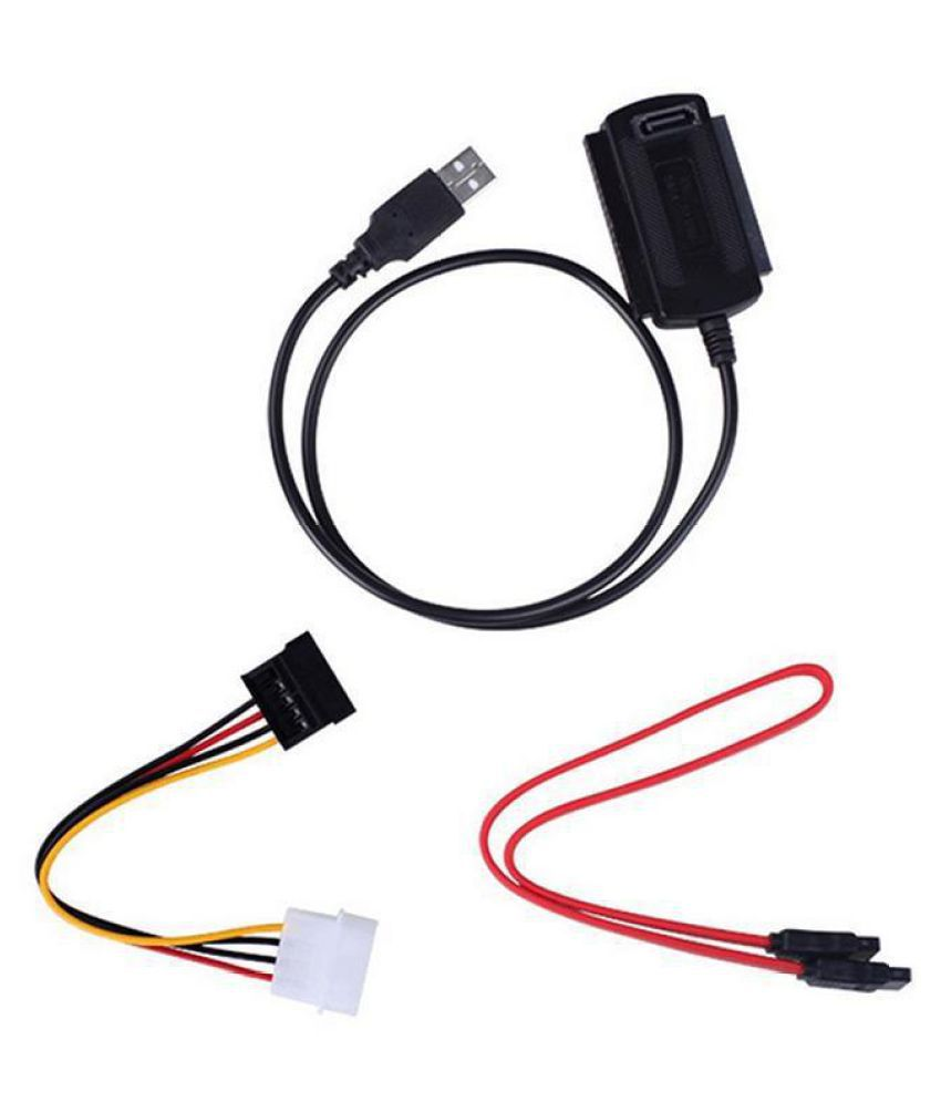 USB To IDE SATA Cable Computer Hard Drive Adapter Cable