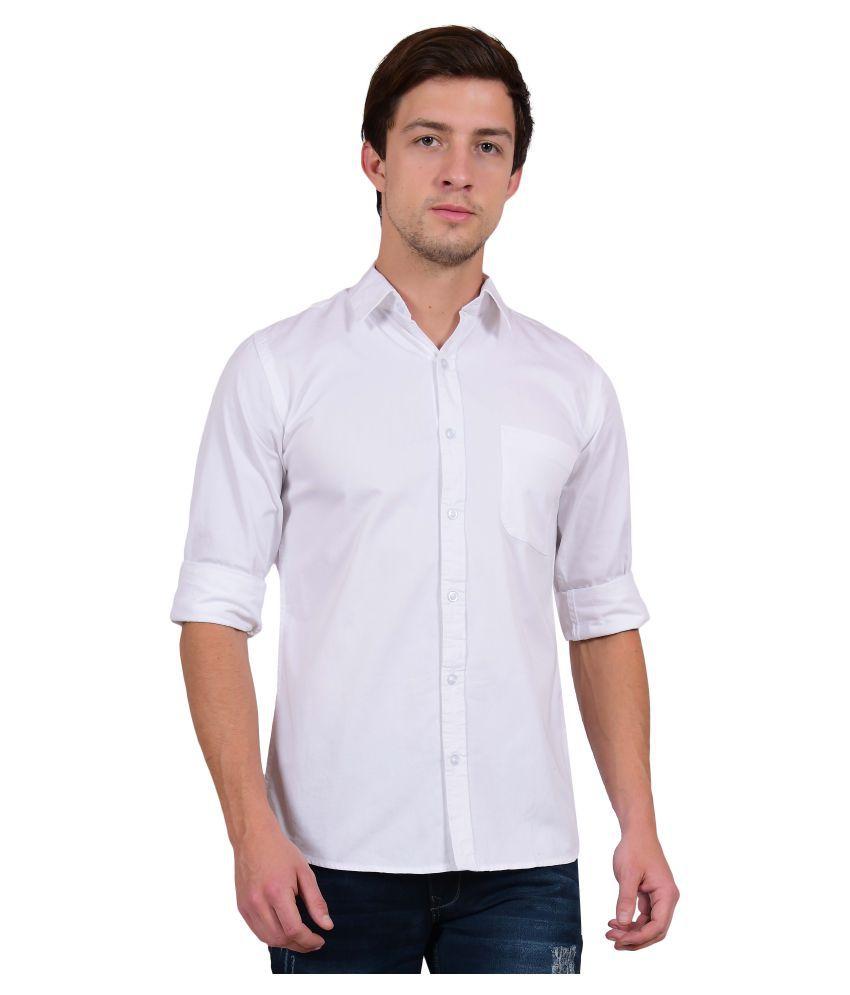 Carl Jones 100 Percent Cotton Shirt