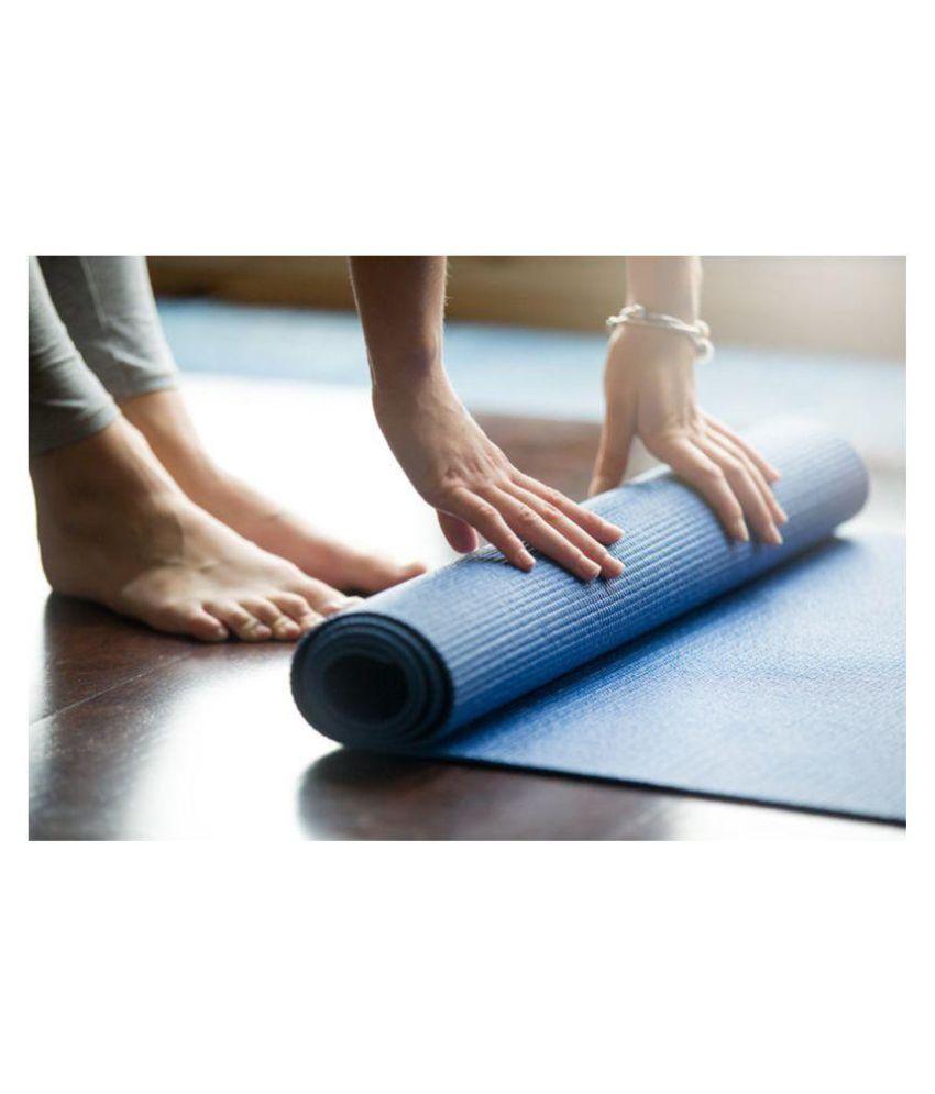 Yoga Exercise Meditation Mat Non Slip for men and women ...