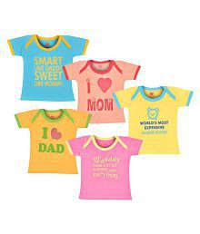 Best Kids Ever Mothers And Kids White T-shirts Set Set Of 3 Or 4 Online Discount Best Mom Ever