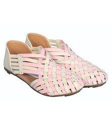 shoe studio PINK Ballerinas