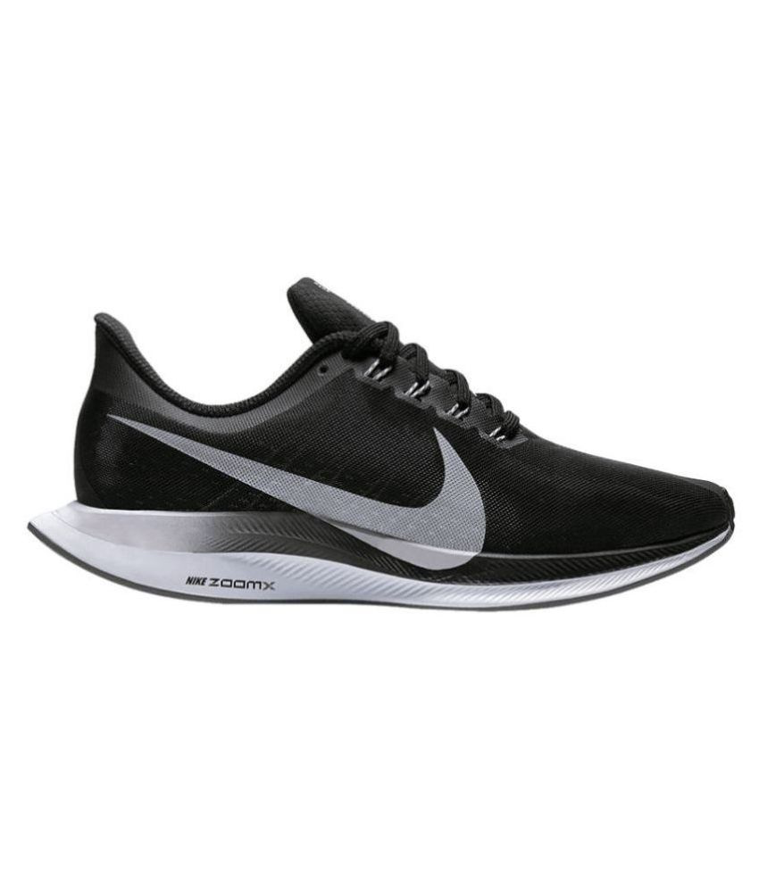 5b7b4fe4fc65c Nike Black Running Shoes - Buy Nike Black Running Shoes Online at Best  Prices in India on Snapdeal