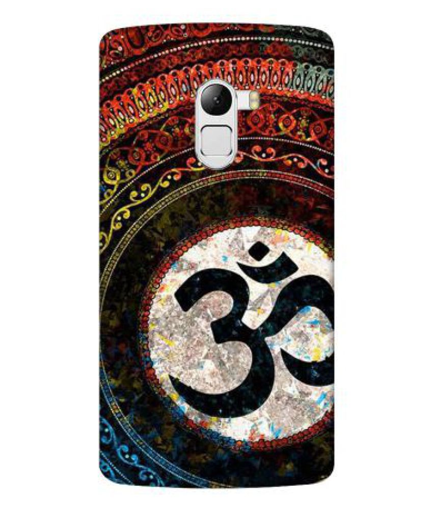 Lenovo K4 Note Printed Cover By Emble