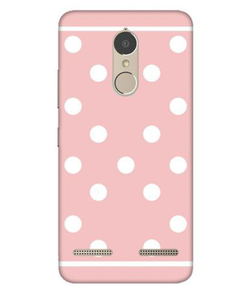 Lenovo K6 Power Printed Cover By Emble
