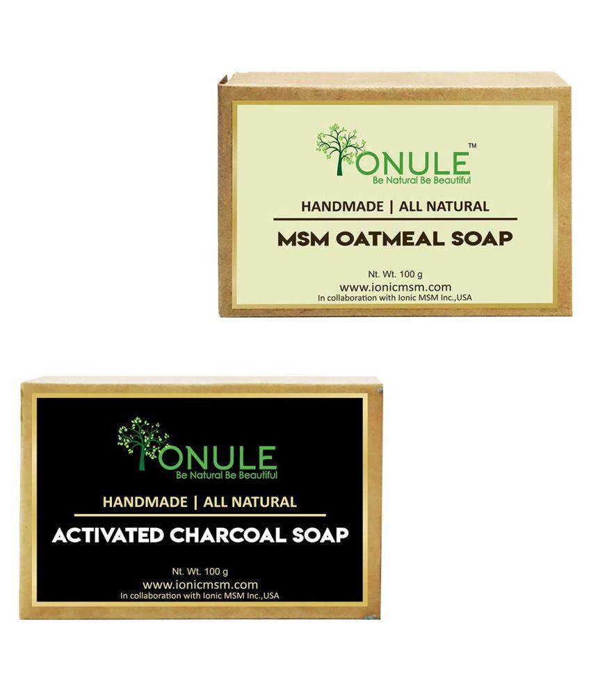 Ionule Soap 200 gm Pack of 2