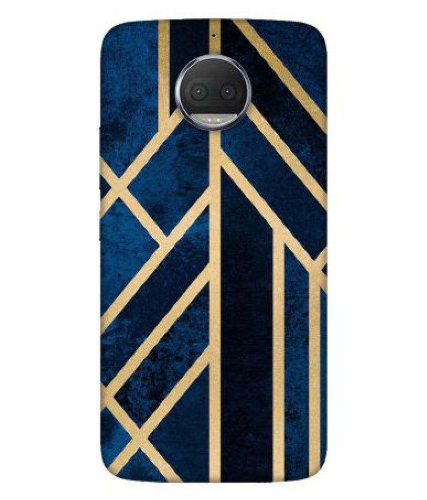 Moto G5s Plus Printed Cover By Emble