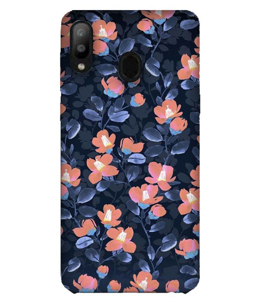 Samsung Galaxy M30 Printed Cover By Emble