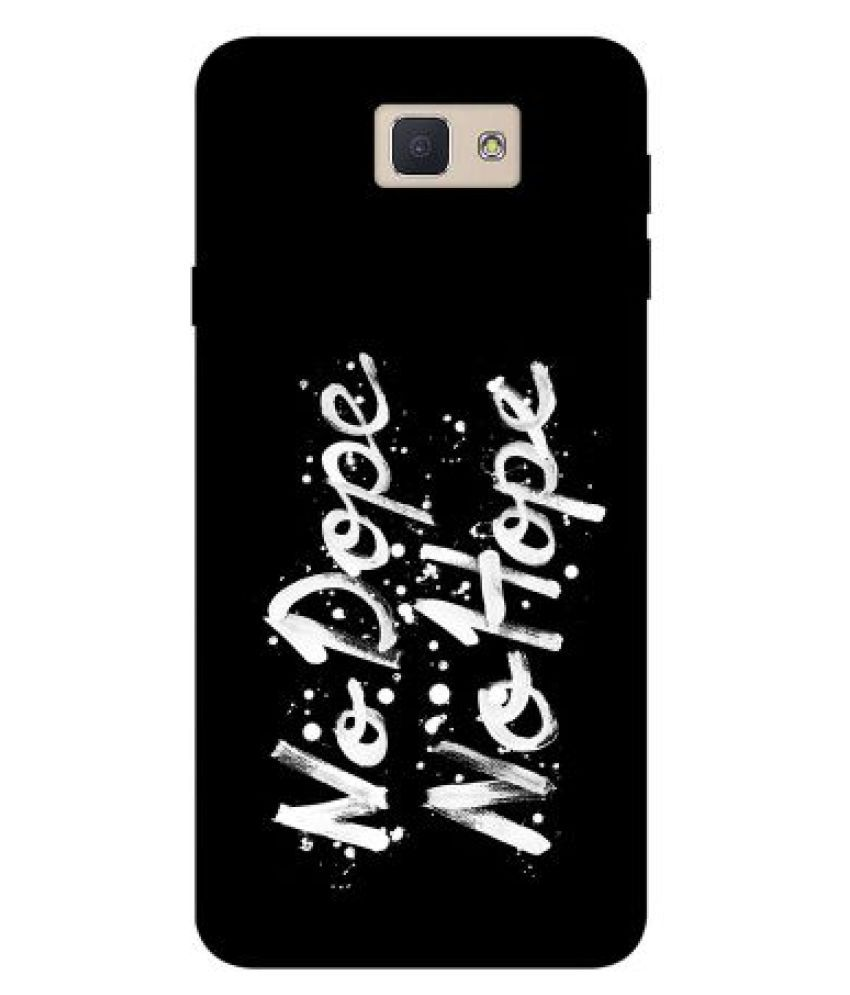 Samsung Galaxy J5 Prime Printed Cover By Emble