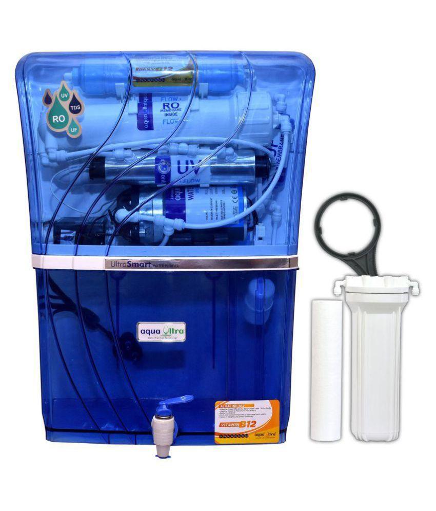 Aqua Ultra BlueSea 13 Ltr ROUVUF Water Purifier