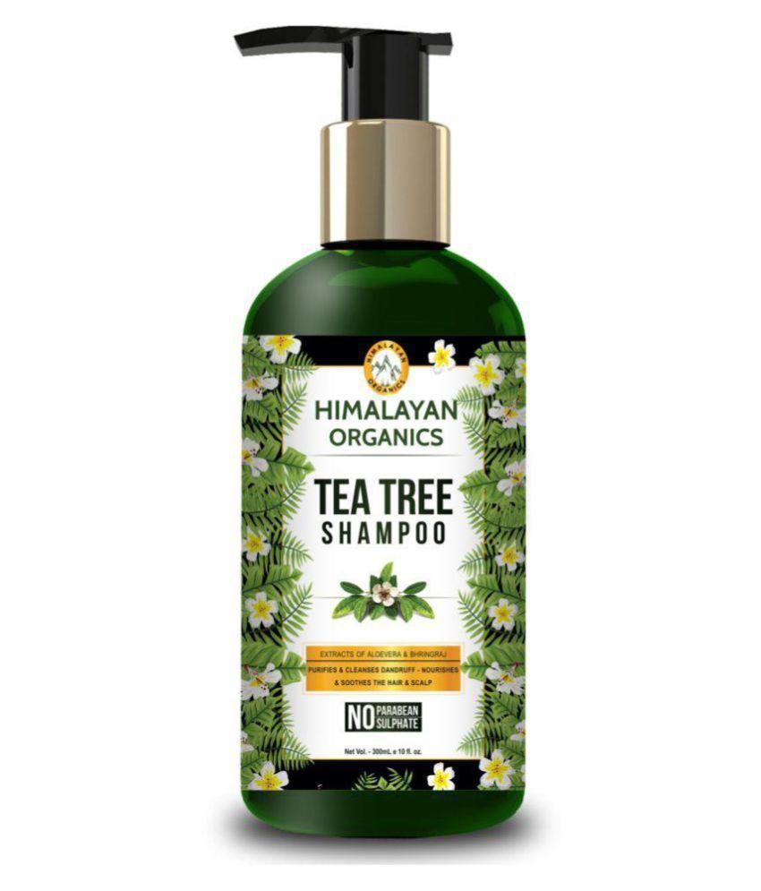 Himalayan Organics Tea Tree Anti-Dandruff Shampoo 300 mL