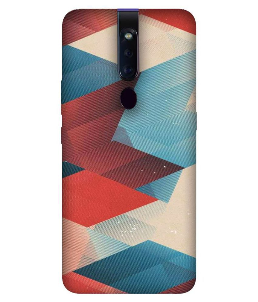 Oppo F11 Pro Printed Cover By Emble