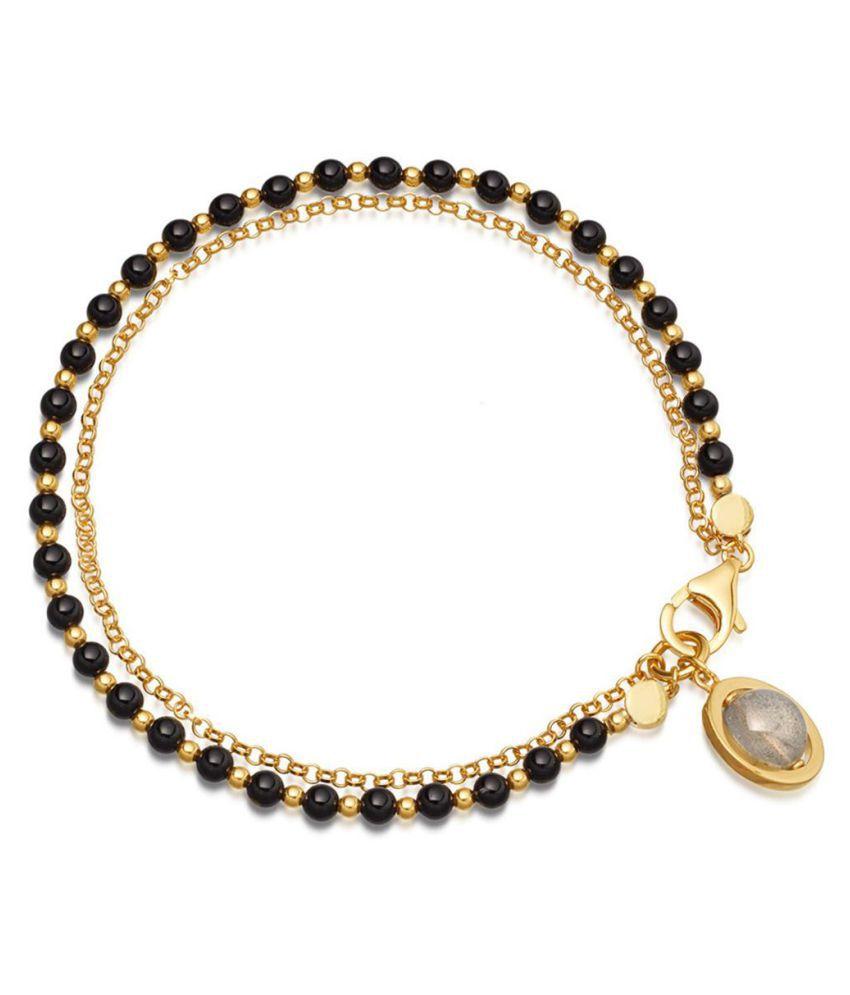 Bohemian Women Multi-layer Beaded Bracelet DIY Party Jewelry Oval Pendant Bangle Fashion Jewellery