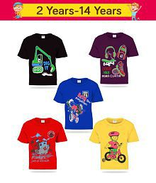4e2e1f944 T-Shirts for Boys: Buy Boy's T-Shirts, Tees Online at Best Prices in ...