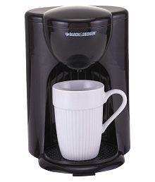 Black & Decker DCM25 1 Cups 330 Watts Coffee Maker