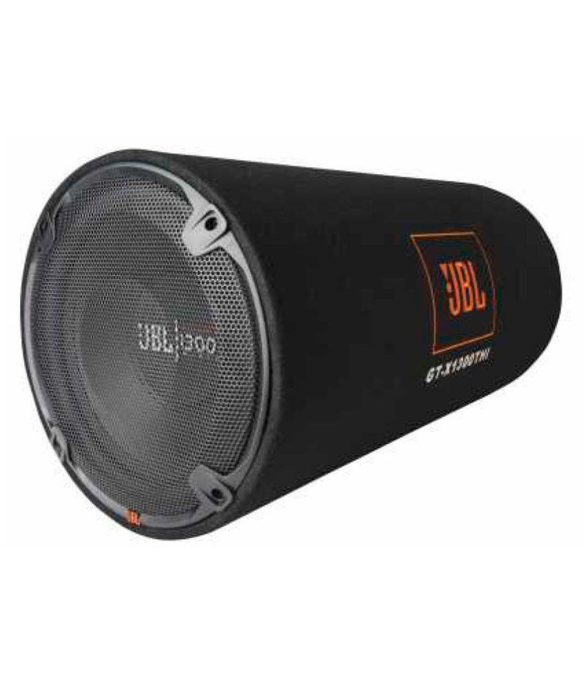 JBL Bass Tubes
