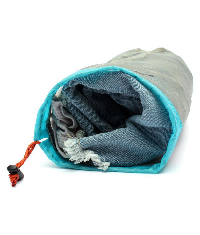 4f03f182b4c6 Tavel Camping Hiking Sports Ultralight Mesh Stuff Sack Drawstring Bag  Backpack