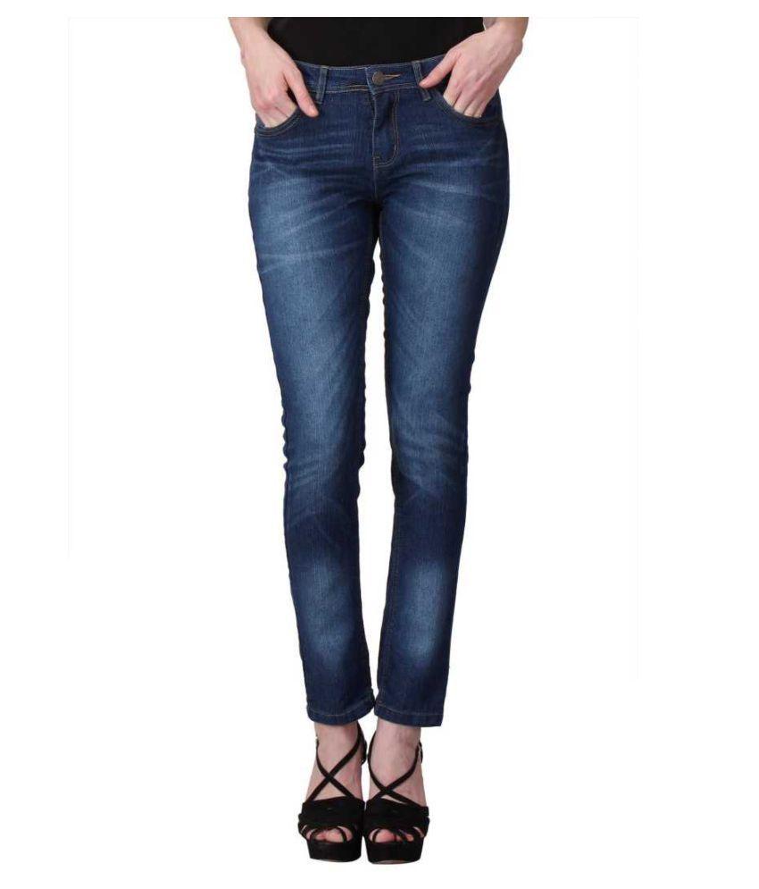 kotty Cotton Jeans - Blue