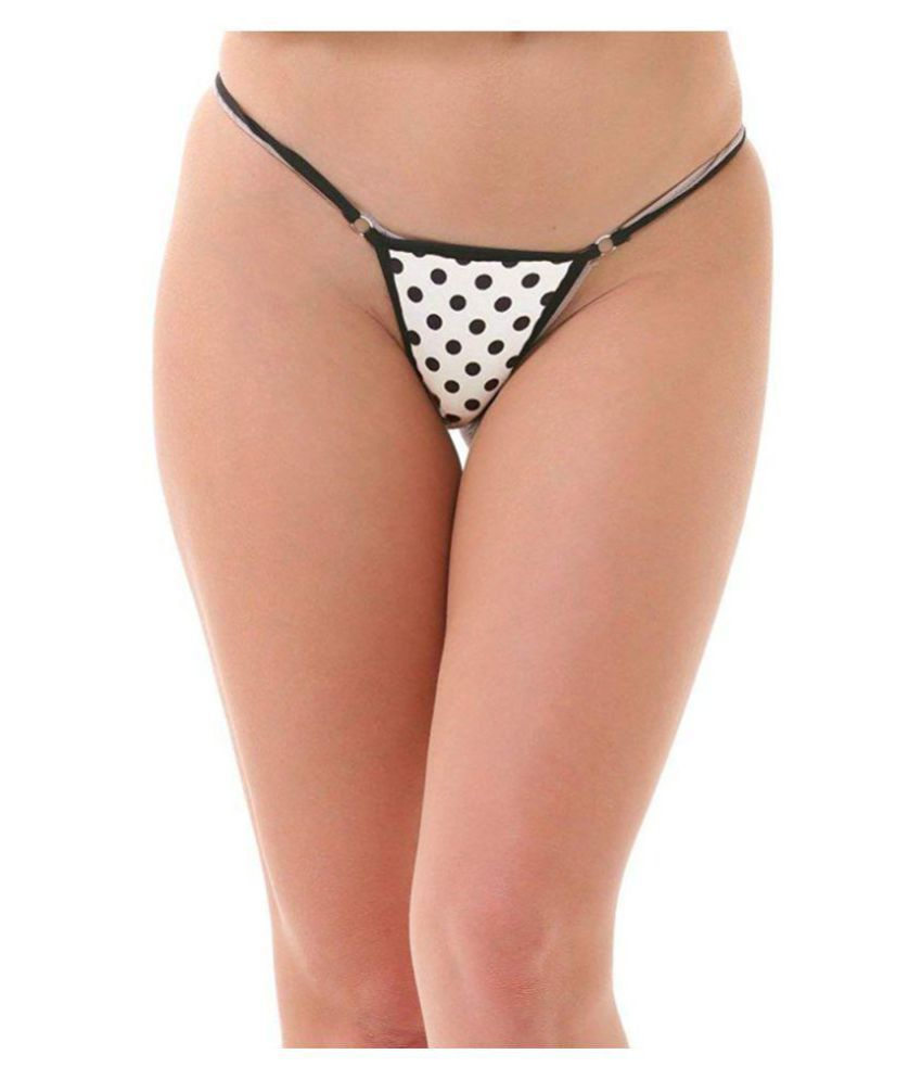 7b33237e3ff7 Buy Lola Dola Cotton Lycra G-Strings Online at Best Prices in India ...