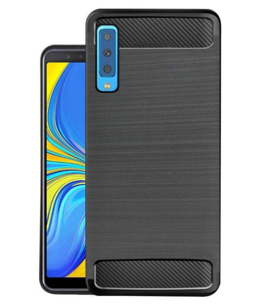 Samsung Galaxy A50 Hybrid Covers SLR - Black