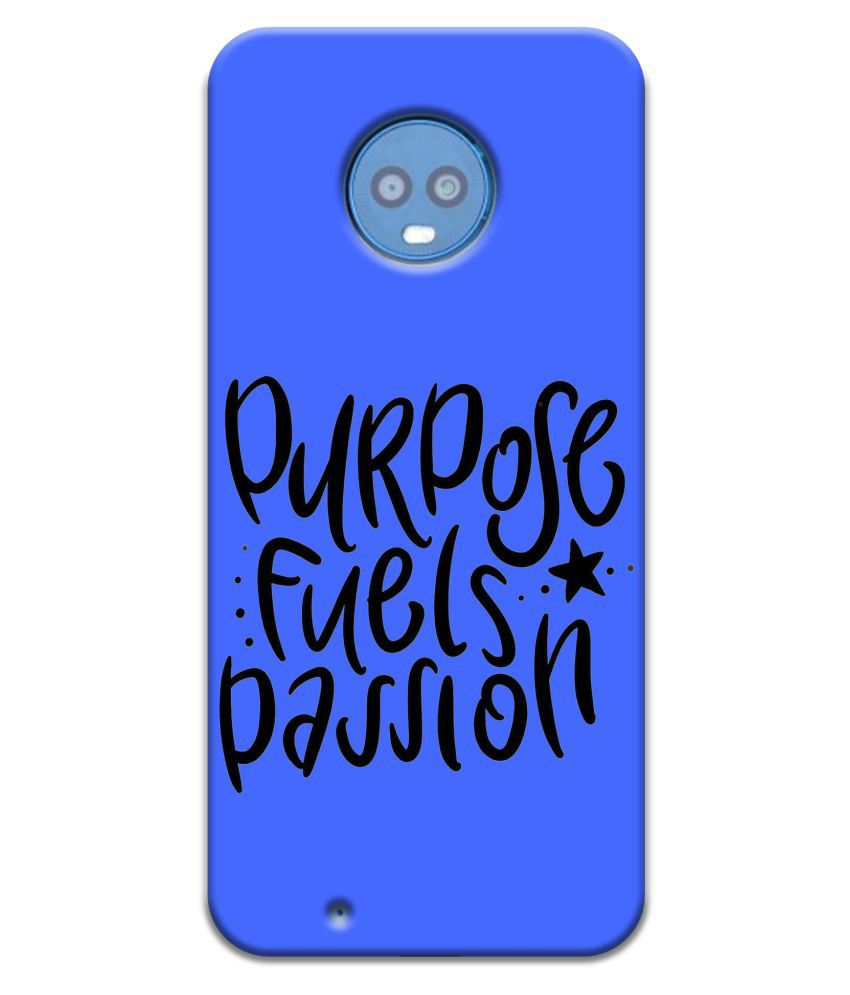 Motorola Moto G6 Printed Cover By Picwik 3d Printed Cover