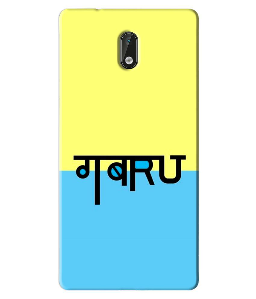 Nokia 3 Printed Cover By Picwik 3d Printed Cover