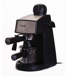 NOVELLA Novella/Aroma 4 Cups 800 Watts Espresso Coffee Maker