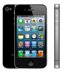 iPhone4s Black 4s 16GB