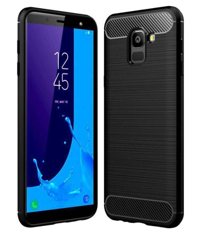 Samsung Galaxy A6 Hybrid Covers SLR - Black