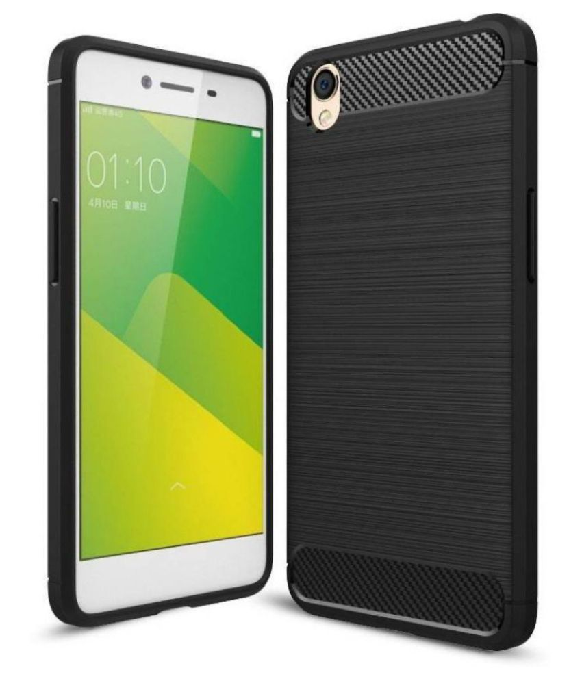 Oppo A37 Hybrid Covers TAG - Black