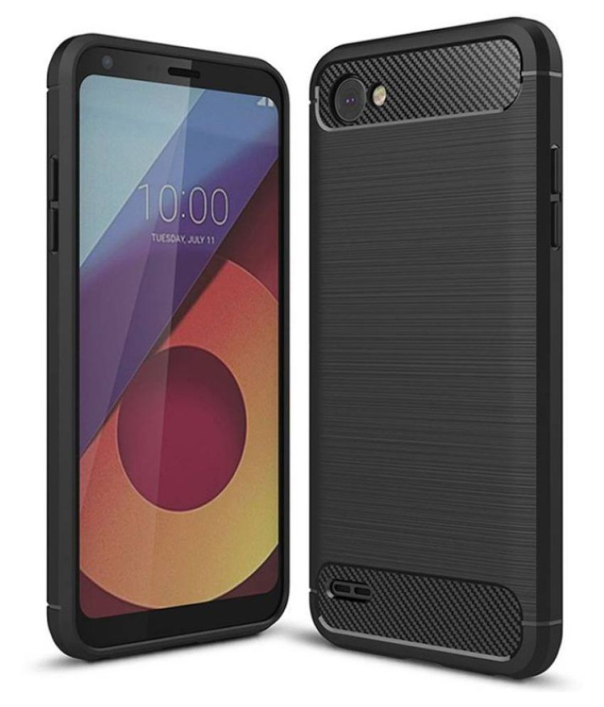 LG Q6 Hybrid Covers TAG - Black