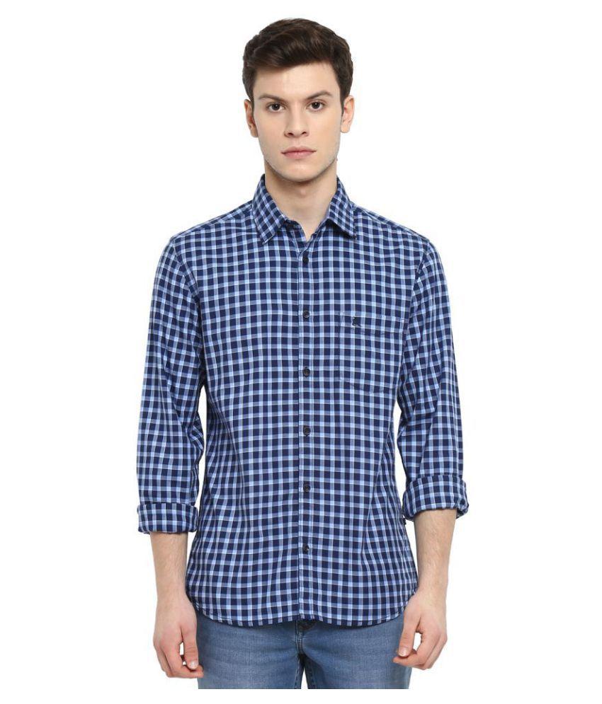 Raymond 100 Percent Cotton Shirt