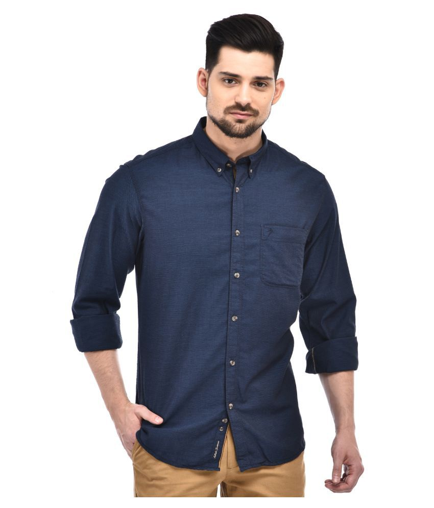 Indian Terrain 100 Percent Cotton Shirt