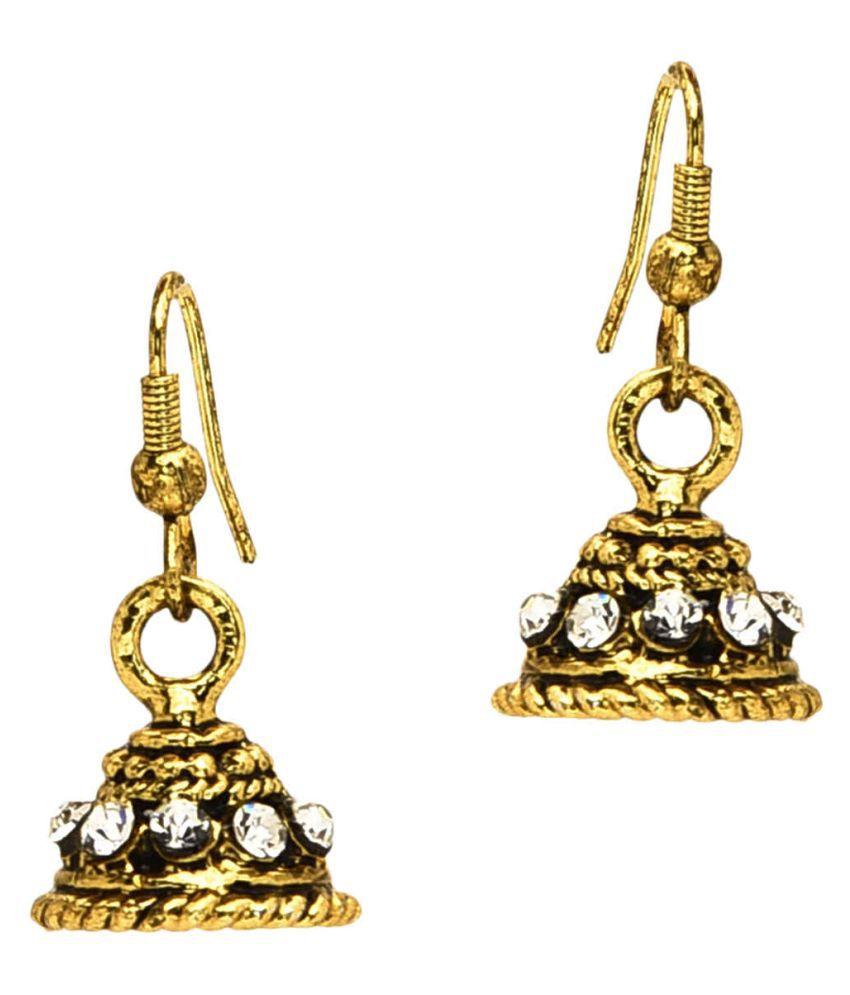 Kritimaa Latest Stylish Jhumkas Earrings, for women/girls