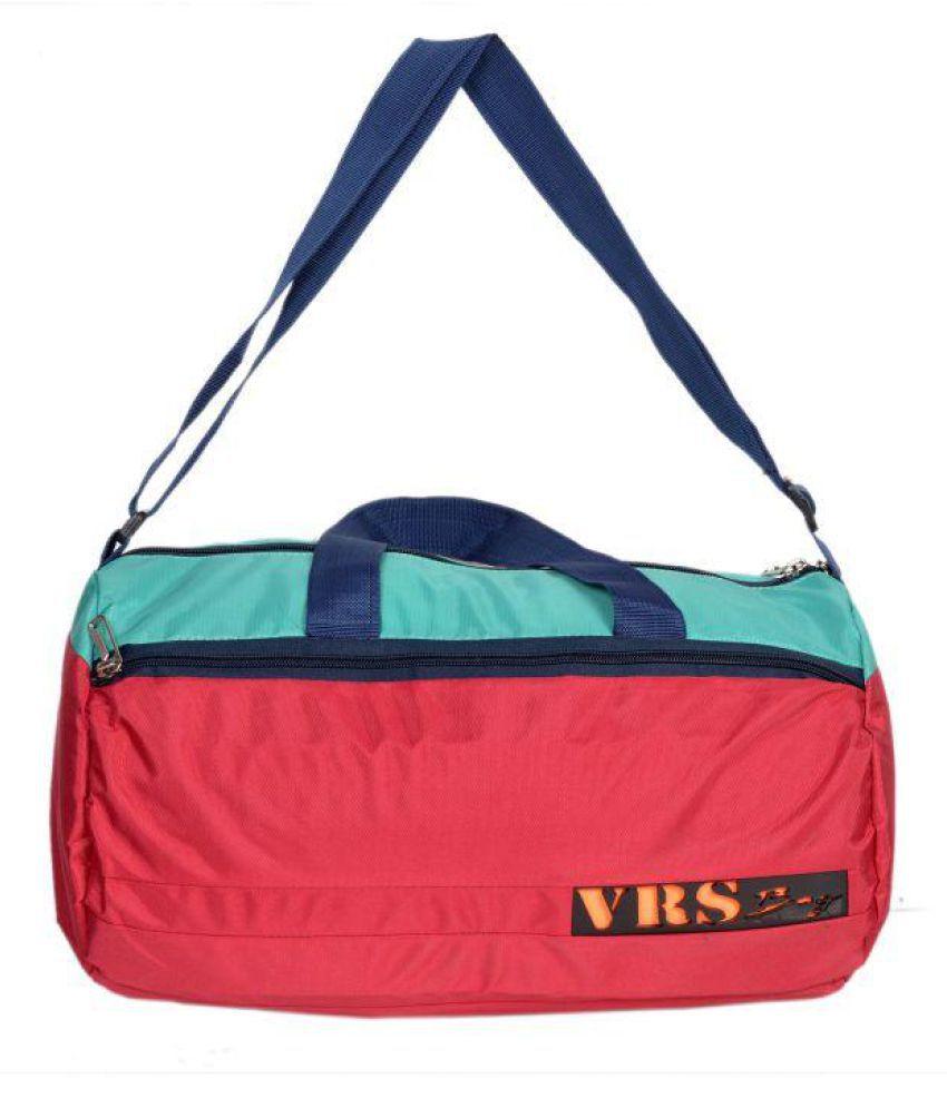 VRS BAG Medium Polyester Gym Bag