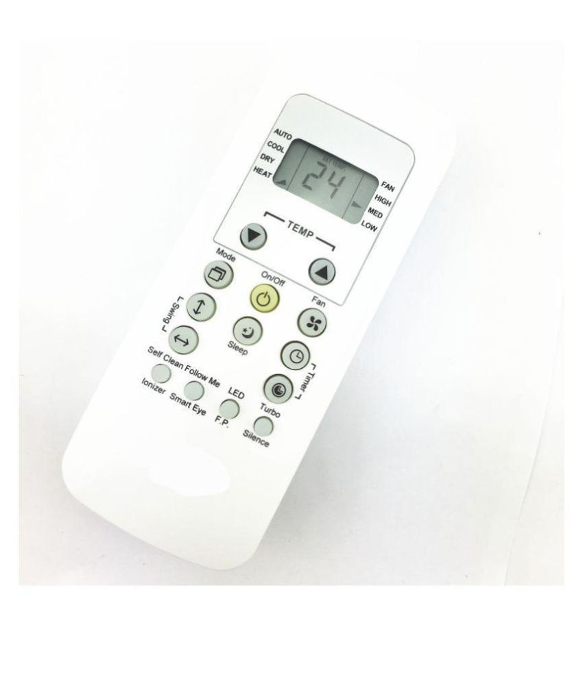MARGAJ Carrier Lcd Display AC remote compatible RR AC-181 Other Compatible  with Carrier