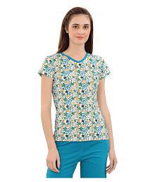 84fc7997fc3 Women's Tees & Polos: Buy T-shirts for Women Online at Best Prices ...
